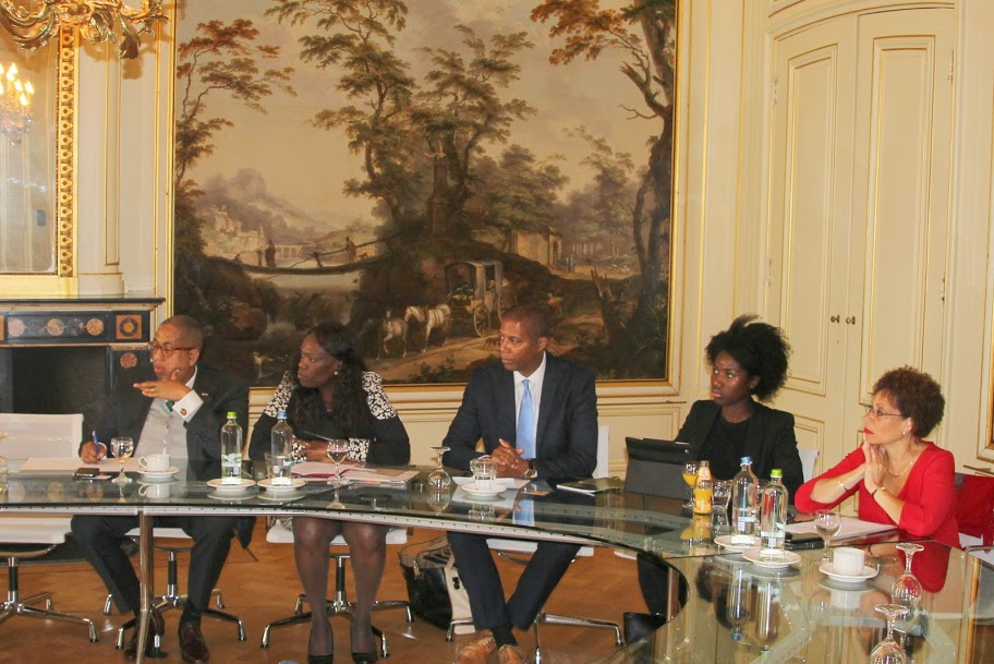 Overleg UN Working Group African Descent en NL-diaspora2
