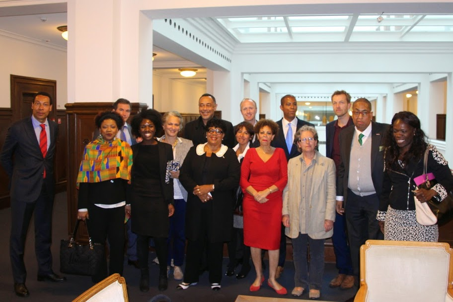UN Working Group African Descent en NL-diaspora 1 juli 2014