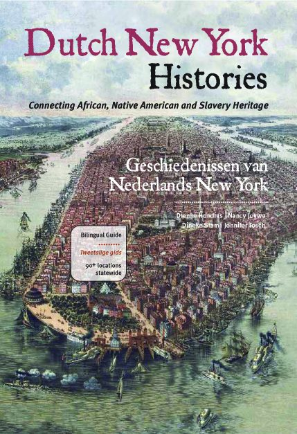 Boek Werktekening Omslag Gids Dutch New York Histories 2017 High Trade Final version1 copy 600x876