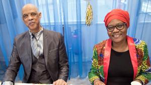 Nelson Magda Lacroes ocan caribisch donorregistratie donorwet mi kurpa mi desishon my body my choice