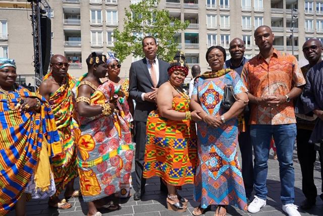 St Comite 30 juni 1 juli  Almere Keti Koti Ocan Caribisch Decade