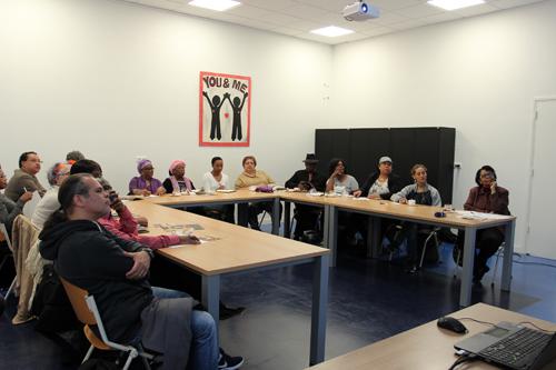 IMG 2733 Den Haag ondersteuningsfunctie Ocan caribisch
