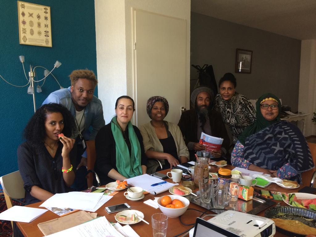 Training organisaties Eritrea   Rotterdam ondersteuningsfunctie decade Ocan Caribisch