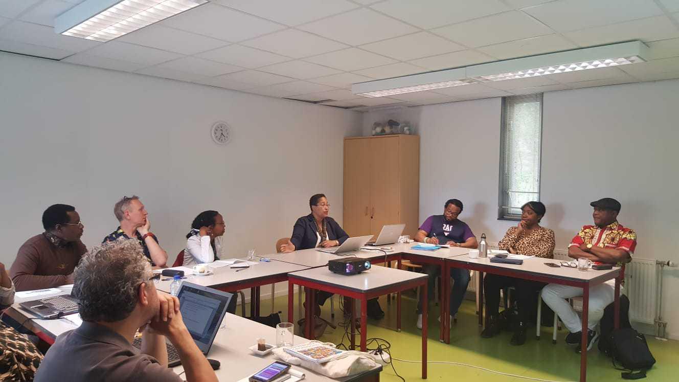 Training projectopzet Groningen 26 april Groningen Ocan decade Caribisch